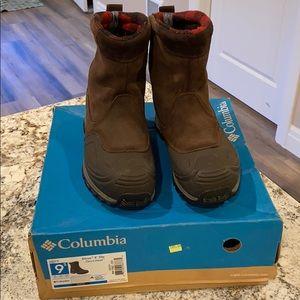 Men's Columbia boot